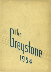 Annville Cleona High School - Corinoma Yearbook (Annville, PA) online yearbook collection, 1954 Edition, Cover