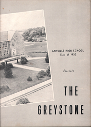 Page 7, 1955 Edition, Annville Cleona High School - Corinoma Yearbook (Annville, PA) online yearbook collection