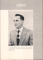 Page 9, 1955 Edition, Annville Cleona High School - Corinoma Yearbook (Annville, PA) online yearbook collection