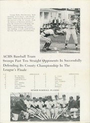 Page 15, 1968 Edition, Annville Cleona High School - Corinoma Yearbook (Annville, PA) online yearbook collection