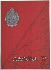 Annville Cleona High School - Corinoma Yearbook (Annville, PA) online yearbook collection, 1971 Edition, Cover