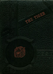 Anson High School - Tiger Yearbook (Anson, TX) online yearbook collection, 1950 Edition, Cover