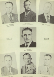 Page 10, 1950 Edition, Anson High School - Tiger Yearbook (Anson, TX) online yearbook collection