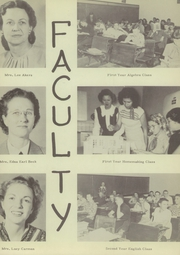 Page 13, 1950 Edition, Anson High School - Tiger Yearbook (Anson, TX) online yearbook collection