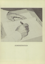 Page 9, 1950 Edition, Anson High School - Tiger Yearbook (Anson, TX) online yearbook collection