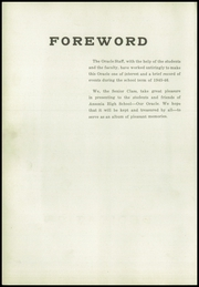 Page 8, 1946 Edition, Ansonia High School - Oracle Yearbook (Ansonia, OH) online yearbook collection