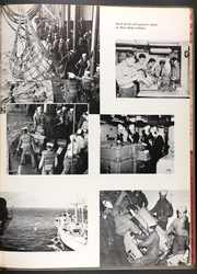Antietam (CVS 36) - Naval Cruise Book online yearbook collection, 1955 Edition, Page 93