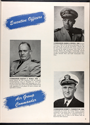 Page 9, 1952 Edition, Antietam (CV 36) - Naval Cruise Book online yearbook collection