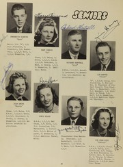 Page 12, 1941 Edition, Antioch Community High School - Sequoia Yearbook (Antioch, IL) online yearbook collection