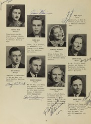Page 16, 1941 Edition, Antioch Community High School - Sequoia Yearbook (Antioch, IL) online yearbook collection