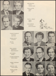 Page 11, 1957 Edition, Antlers High School - Yearbook (Antlers, OK) online yearbook collection