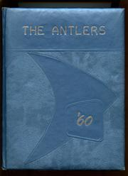 Antlers High School - Yearbook (Antlers, OK) online yearbook collection, 1960 Edition, Cover