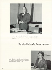 Page 16, 1960 Edition, Anton High School - Bulldog Yearbook (Anton, TX) online yearbook collection