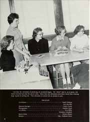 Page 8, 1960 Edition, Anton High School - Bulldog Yearbook (Anton, TX) online yearbook collection