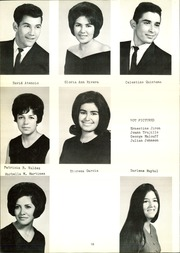 Antonito High School - Warrior (Antonito, CO) online yearbook collection, 1966 Edition, Page 20