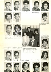 Antonito High School - Warrior (Antonito, CO) online yearbook collection, 1966 Edition, Page 22