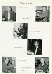 Page 11, 1964 Edition, Apollo High School - Kiskitas Yearbook (Apollo, PA) online yearbook collection