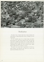 Page 6, 1964 Edition, Apollo High School - Kiskitas Yearbook (Apollo, PA) online yearbook collection