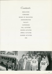 Page 9, 1964 Edition, Apollo High School - Kiskitas Yearbook (Apollo, PA) online yearbook collection
