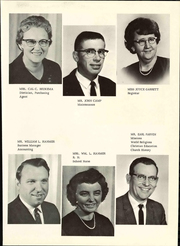 Page 11, 1967 Edition, Appalachian Bible College - Gleaner Yearbook (Mount Hope, WV) online yearbook collection