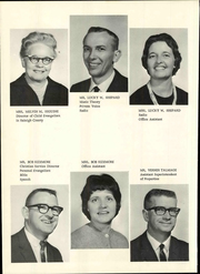Page 14, 1967 Edition, Appalachian Bible College - Gleaner Yearbook (Mount Hope, WV) online yearbook collection