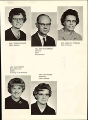 Page 15, 1967 Edition, Appalachian Bible College - Gleaner Yearbook (Mount Hope, WV) online yearbook collection