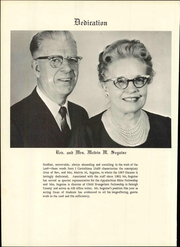 Page 16, 1967 Edition, Appalachian Bible College - Gleaner Yearbook (Mount Hope, WV) online yearbook collection