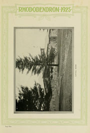 Page 13, 1925 Edition, Appalachian State University - Rhododendron Yearbook (Boone, NC) online yearbook collection