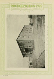 Page 17, 1925 Edition, Appalachian State University - Rhododendron Yearbook (Boone, NC) online yearbook collection