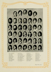 Appalachian State University - Rhododendron Yearbook (Boone, NC) online yearbook collection, 1930 Edition, Page 61