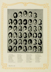 Appalachian State University - Rhododendron Yearbook (Boone, NC) online yearbook collection, 1930 Edition, Page 62 of 112