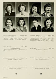 Appalachian State University - Rhododendron Yearbook (Boone, NC) online yearbook collection, 1943 Edition, Page 34