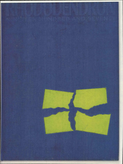 Appalachian State University - Rhododendron Yearbook (Boone, NC) online yearbook collection, 1970 Edition, Cover