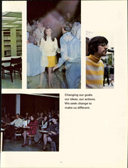 Page 17, 1970 Edition, Appalachian State University - Rhododendron Yearbook (Boone, NC) online yearbook collection