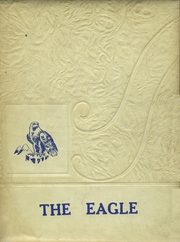 Apple Springs High School - Eagle Yearbook (Apple Springs, TX) online yearbook collection, 1954 Edition, Cover