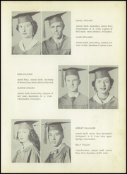 Page 17, 1954 Edition, Apple Springs High School - Eagle Yearbook (Apple Springs, TX) online yearbook collection