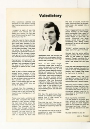 Page 12, 1976 Edition, Appleby College - Argus Yearbook (Oakville, Ontario Canada) online yearbook collection