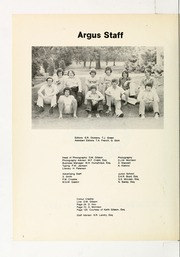 Page 6, 1976 Edition, Appleby College - Argus Yearbook (Oakville, Ontario Canada) online yearbook collection