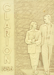 Appleton High School - Clarion Yearbook (Appleton, WI) online yearbook collection, 1956 Edition, Cover