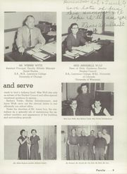 Page 13, 1956 Edition, Appleton High School - Clarion Yearbook (Appleton, WI) online yearbook collection