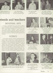 Page 15, 1956 Edition, Appleton High School - Clarion Yearbook (Appleton, WI) online yearbook collection