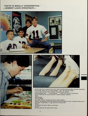Page 13, 1987 Edition, Apponequet High School - Polarion Yearbook (Lakeville, MA) online yearbook collection