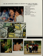 Page 9, 1987 Edition, Apponequet High School - Polarion Yearbook (Lakeville, MA) online yearbook collection