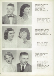 Aquin High School - Veritas Yearbook (Freeport, IL) online yearbook collection, 1957 Edition, Page 18