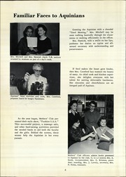 Page 10, 1961 Edition, Aquinas Academy - Aquinan Yearbook (Tacoma, WA) online yearbook collection