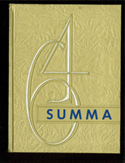 Aquinas High School - Summa Yearbook (San Bernardino, CA) online yearbook collection, 1964 Edition, Cover