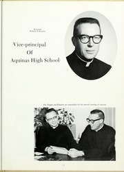 Page 15, 1967 Edition, Aquinas High School - Summa Yearbook (San Bernardino, CA) online yearbook collection