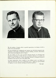 Page 9, 1967 Edition, Aquinas High School - Summa Yearbook (San Bernardino, CA) online yearbook collection