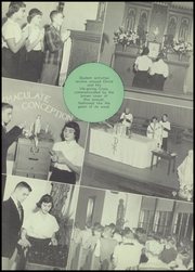 Page 13, 1954 Edition, Aquinas High School - Trumpet Yearbook (La Crosse, WI) online yearbook collection