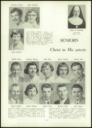 Page 16, 1954 Edition, Aquinas High School - Trumpet Yearbook (La Crosse, WI) online yearbook collection